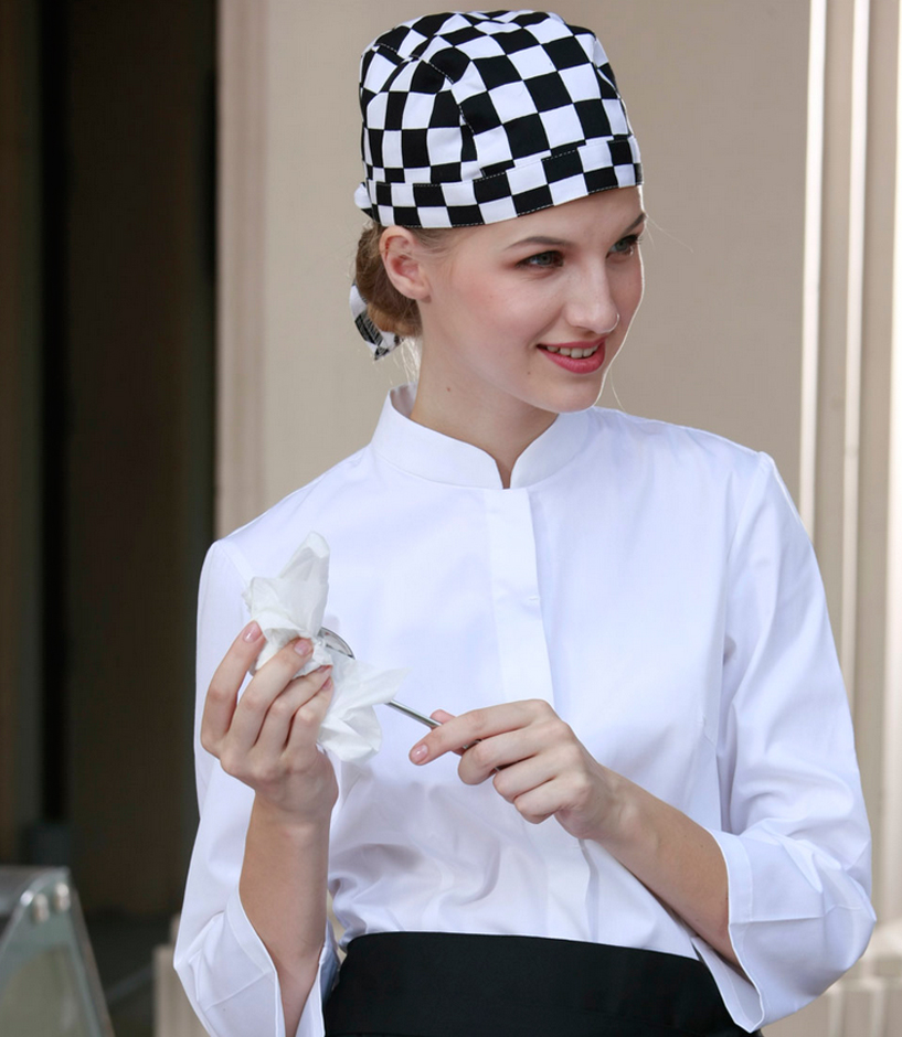 Cocina uniformes amarillo uno for Ayudante cocina