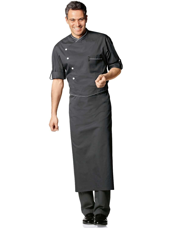 Chef 187 Uniformes Amarillo Uno